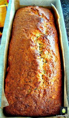 """Moist Caramel Banana Loaf Cake """"These Look Absolutely Yummy!!"""""""