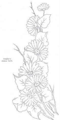 Flores - Moldes  - Picasa Web Albums