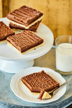Cream Cheese Flan, Desserts With Biscuits, Mousse, Cake Packaging, Hungarian Recipes, Ice Cream Recipes, Winter Food, Izu, Chocolate Recipes