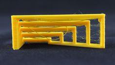 nGen - Bridging Performance. ColorFabb nGen review. #3dprinting #nGen