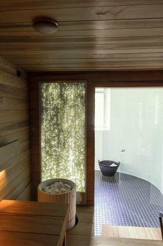 Fantastisch The Sauna On Valmis!