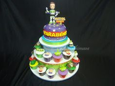 Bendito Açúcar (Iara Bolos): Torre de Cupcakes