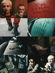 trainspotting, renton and sick boy