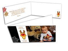 Weihnachtskarte+-+Frohe+Weihnachten+&+ein+glückliches+neues+Jahr Home Decor, Xmas Cards, Kawaii, Invitations, Weihnachten, Pictures, Interior Design, Home Interior Design, Home Decoration
