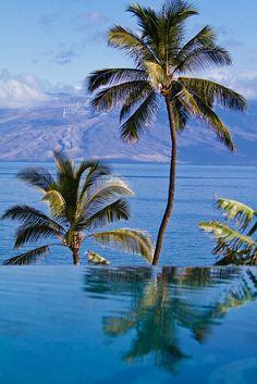 ~~Infinity Pool | Four Seasons Wailea, Maui, Hawaii by rickbucich~~