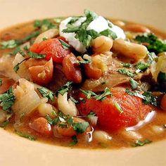 crock pot stew with chicken