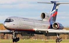 tupolev 154 images - Google Search