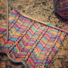 Favorite Scarf Ever free knitting pattern