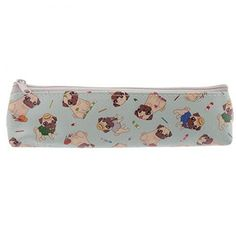 Fun Novelty Pencil Case - Pug Love fun colours and designs? Then check out our fabric accessories and decorations collection. Pug Love, The Ordinary, Pugs, Zip Around Wallet, Colours, Accessories, Pencil Cases, Shop, Felt
