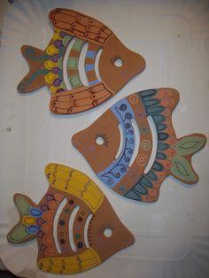 Pesci coloratissimi