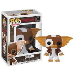 Gizmo. Fuzzy edition available as a Comic-Con exclusive... and I got one!