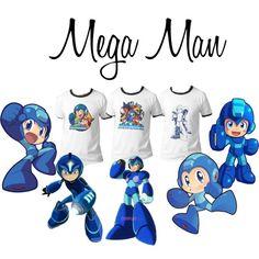 Take a look at Mega Man Zazzle Store Types Of T Shirts, Men Store, Mega Man, Funny Tshirts, Smurfs, Take That, Polyvore, Outfits, Shopping