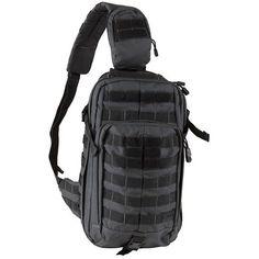 5.11 RUSH MOAB 10 Sling Pack, Black