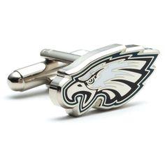 Philadelphia Eagles Logo Cufflinks