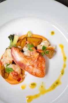 76 Best Lobster images   Food plating, Food presentation ...