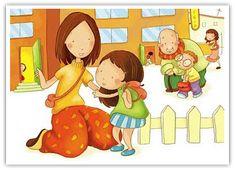 Unidad Didáctica 1: PERIODO ADAPTACIÓN Educación Infantil | El Rincón De Aprender Cartoon Characters, Fictional Characters, 1, Clip Art, Classroom, Teacher, College, How To Plan, Education