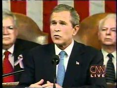 "Bush to Nation Post-9/11: ""We Will Not Tire, We Will Not Falter, and We Will Not Fail"""