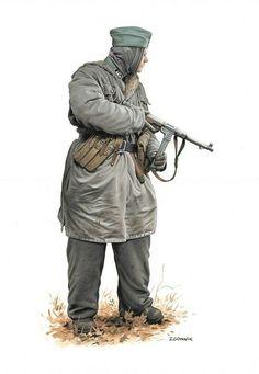 German Army WW2, pin by Paolo Marzioli