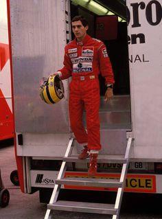 Ayrton Senna 1988