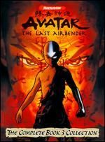 Avatar - The Last Airbender: The Complete Book 3 Collection [5 Discs]