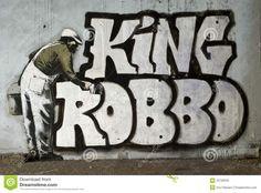 King Robbo/Banksy