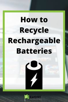 Looking to recycle an old laptop battery? tool battery? or even a car battery? Check out the Earth911 recycling search. Found a bunch of places I didn't know about near my house. Click here to search for a recycling location in your area.