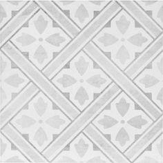 Laura Ashley Mr Jones Dove Grey Ceramic Tile - The Tile Shop Grey Floor Tiles, Bathroom Floor Tiles, Wall And Floor Tiles, Grey Flooring, Downstairs Bathroom, Family Bathroom, Flooring Ideas, White Bathroom, Kitchen Flooring