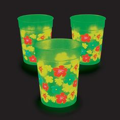 Glow-in-the-Dark+Bright+Hibiscus+Cups+-+OrientalTrading.com Glow Party Cups