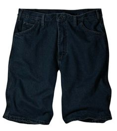 "Dickies Dr200 11"" Relaxed Fit Multi-Pocket Short-Black-36"