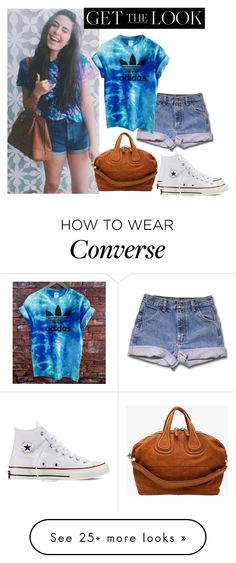 """Get The Look Lauren Cimorelli"" by chap15906248 on Polyvore featuring Converse and Givenchy"