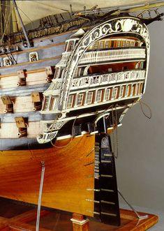 Modelo de astillero, arsenal o de construcción - Modelos históricos y técnicos - Biblioteca Marítima Digital - Armada Española - Ministerio de Defensa - Gobierno de España