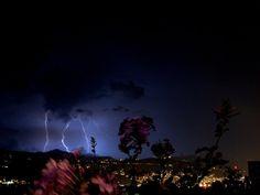 Tormenta eléctrica en #CaliCo