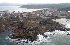 Município de Muxia, província de La Coruña, Galícia