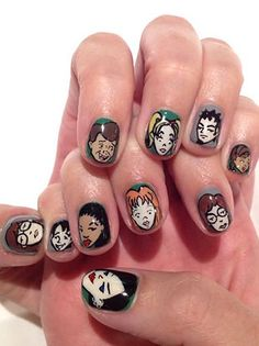 """Ten bucks says if I go into my nail place and ask for this they stare at me blankly and tell me to """"Go pick color"""""""