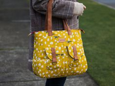 1346 Maggie Bag PDF Pattern - New Release Sale! 50% Off!