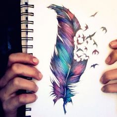 #feathers #birds #art