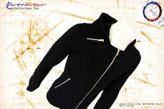 Jacket Diver CHRONOWEAR ROLEX GMT MASTER 1675 / 16710 - Black - infos: info@chronowear.it