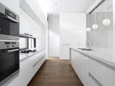 Resultado de imagen para cocinas modernas blancas 2016