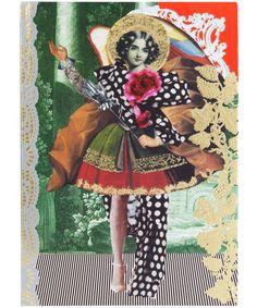 Les Anges Baroques Notebook, Christian Lacroix Papier    £16.95