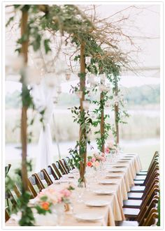 Idea for ivy decoration