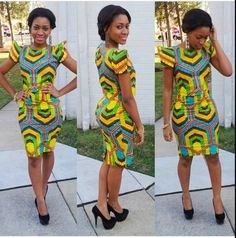 ankara+short+gown.jpg (630×638)