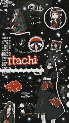 Wallpaper Itachi