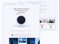 Open article nº2 by Bohdan Kononets #Design Popular #Dribbble #shots