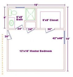 master suite addition plans | Master Suite Floor Plans | Kitchen Prices Website