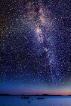 RT @BestWorldPix: Stars in Alaska pic.twitter.com/0YvND8TlXX