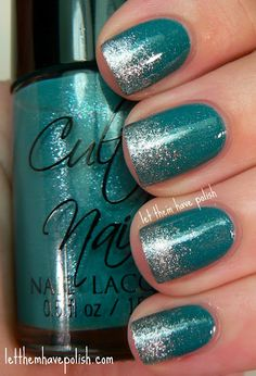Let them have Polish!: Muffin Monday!! Cult Nails Let me Fly and Zoya Trixie #CultNails #JointheCult