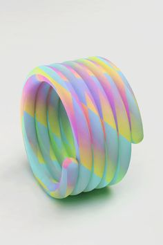 Maiko Gubler - Imagery & Sculpture #bracelet #internet #future