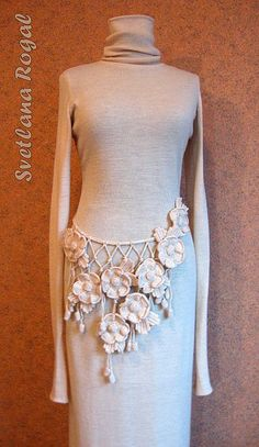 http://www.livemaster.ru/item/39939-odezhda-son-v-zimnyuyu-noch    the belt can be a necklace