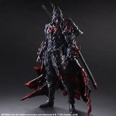 Store | SQUARE ENIX Europe - DC Comics VARIANT PLAY ARTS KAI - BATMAN:Timeless - Bushido
