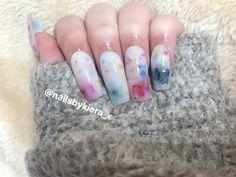 #nails #nailsofinstagram #nailart #acrylicnails #ombrenails #pinknail #nailideas #girlynails #nailinspiration Nailart, Milk Bath, My Nails, Beauty